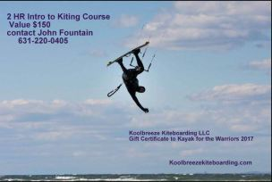 Kiteboarding-lesson